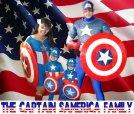 Captain America Family 3